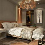 модерна спалня