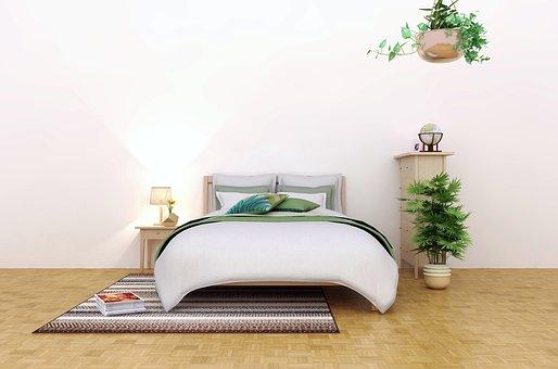 Малко идеи в помощ на онези, които тепърва ще обзавеждат спалня