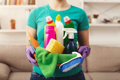 Защо фирма за основно почистване на дома?