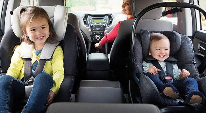 Съвети при избора на детски столчета за кола
