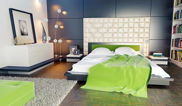 За какво допринася спалният комплект в дома ни?