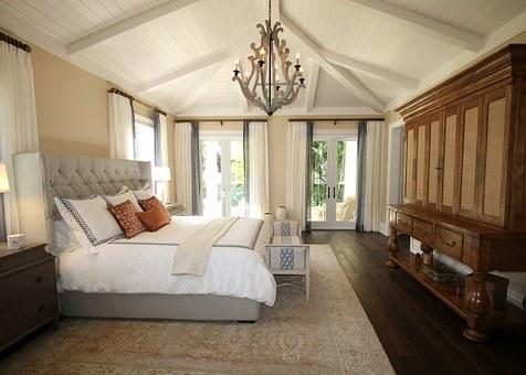 Тапицираната спалня – провокативно и оригинално решение!