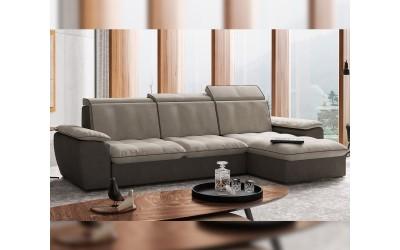 За какво ни е просторен хол, ако нямаме модерна мека мебел?