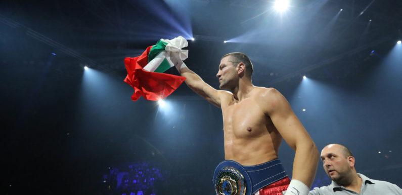 Кубрат Пулев – живот на ринга