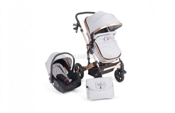 Актуални тенденции при количките за бебета за сезон 2020