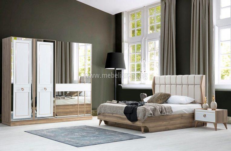 За вашите ВИП потребности в спалнята се доверете на МебелиАрена