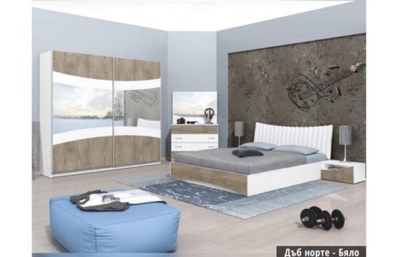 Спални комплекти за бързо и ефективно обзавеждане с един клик