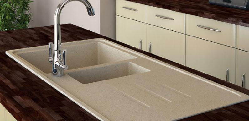 Класификация на най-лесните за почистване мивки за кухня