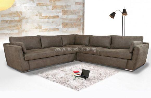Красиви ъглови дивани за ВИП визията на вашия хол