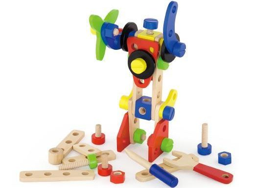 Качествените дървени играчки – правилният избор