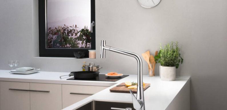 Смсители за кухненски мивки – идеи и предложения