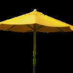 чадър за градината