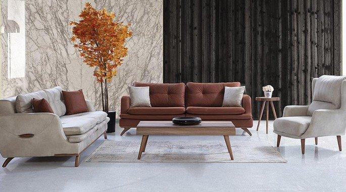 Мебелите, които ще предадат на интериора изисканост и стил