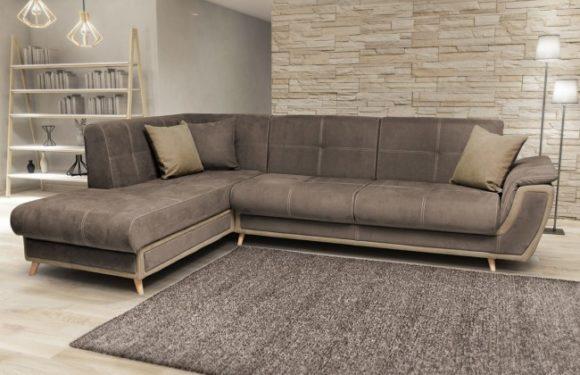 Ъгловите дивани – предимства и възможности на съвременните модели