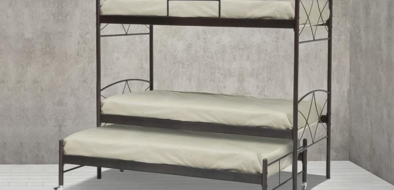 Кои размери детски легла се считат за стандартни